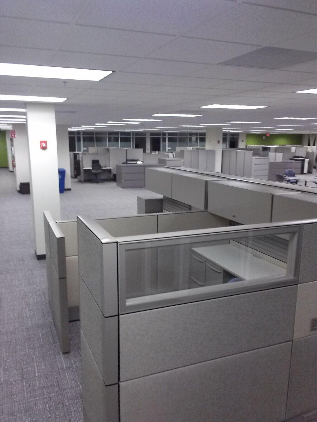 Aramark (Downers Grove, IL) – Reconfiguration & Installation 2015